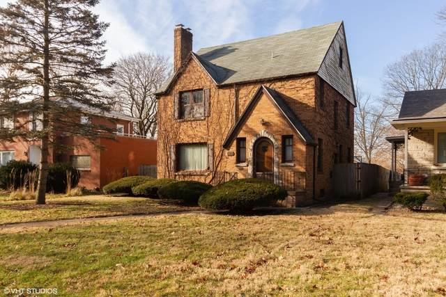 1111 S Evergreen Avenue, Kankakee, IL 60901 (MLS #10775140) :: Ryan Dallas Real Estate