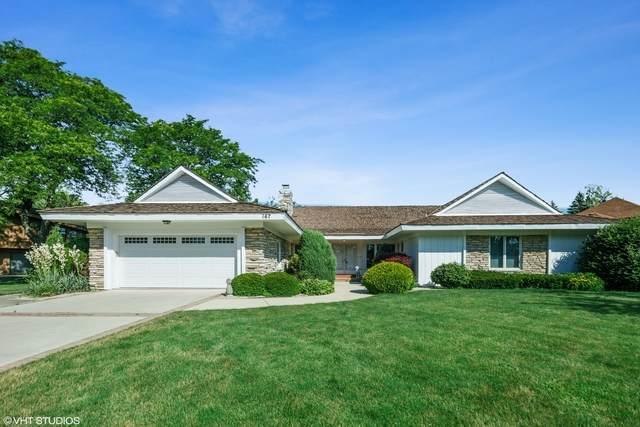 167 Carriage Way Drive, Burr Ridge, IL 60527 (MLS #10775200) :: Ryan Dallas Real Estate