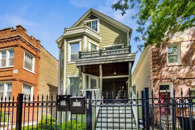 2903 N Lawndale Avenue, Chicago, IL 60618 (MLS #10775204) :: Property Consultants Realty