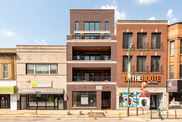 3140 N Lincoln Avenue #3, Chicago, IL 60657 (MLS #10775221) :: Property Consultants Realty