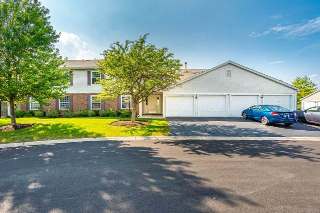 657 Thorntree Court C2, Bartlett, IL 60103 (MLS #10775230) :: Angela Walker Homes Real Estate Group