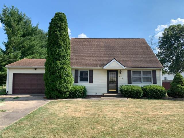 615 E Madison Street, Mackinaw, IL 61755 (MLS #10775245) :: Angela Walker Homes Real Estate Group
