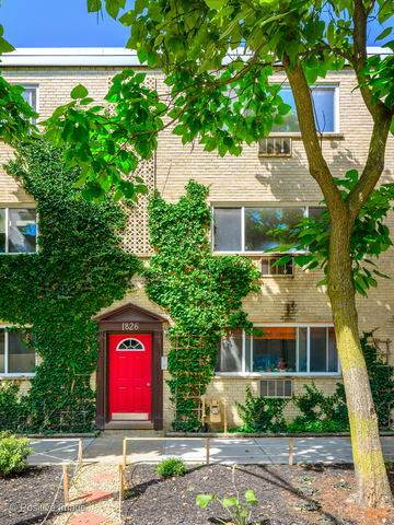 1826 W Winnemac Avenue #2, Chicago, IL 60640 (MLS #10775262) :: Property Consultants Realty