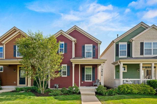 3616 Hyde Park Court, Elgin, IL 60124 (MLS #10775266) :: John Lyons Real Estate