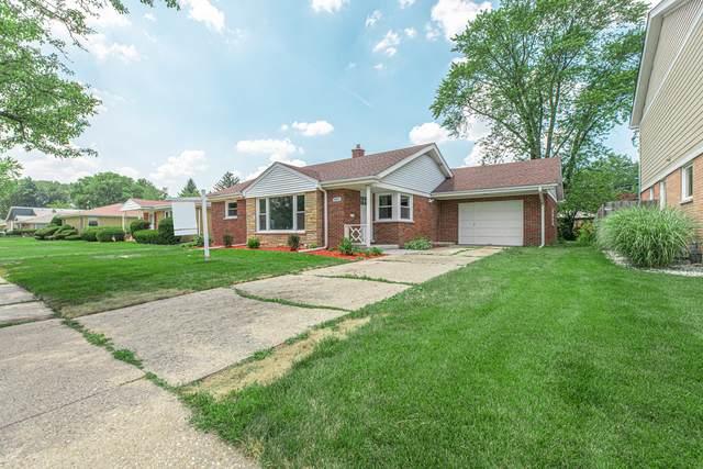 9010 Central Avenue, Morton Grove, IL 60053 (MLS #10775278) :: Ryan Dallas Real Estate