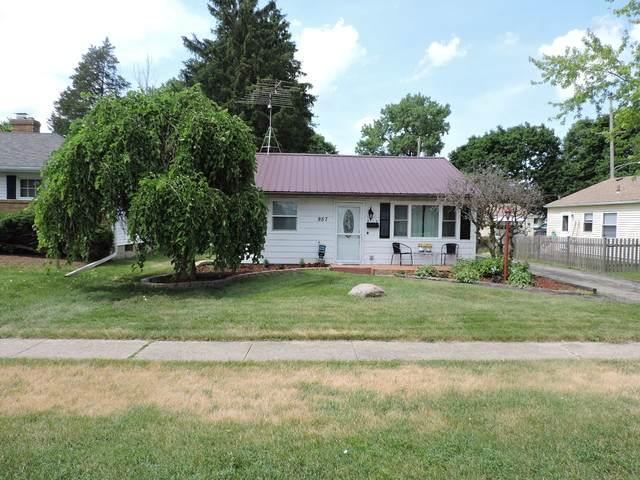 957 E Taylor Street, Dekalb, IL 60115 (MLS #10775287) :: Helen Oliveri Real Estate