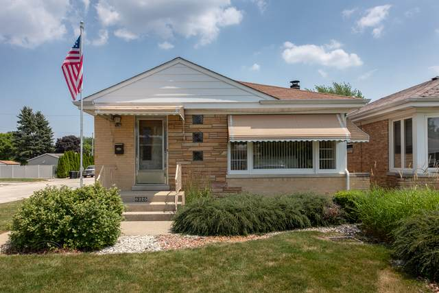 6325 N Olcott Avenue, Chicago, IL 60631 (MLS #10775378) :: Angela Walker Homes Real Estate Group