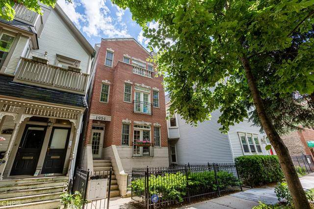 1951 W Melrose Street #1, Chicago, IL 60657 (MLS #10775420) :: O'Neil Property Group