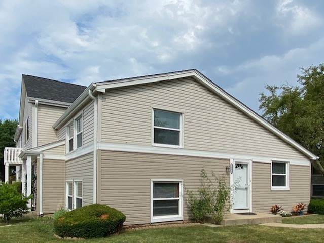 2083 N Ginger Circle #2083, Palatine, IL 60074 (MLS #10775425) :: Littlefield Group
