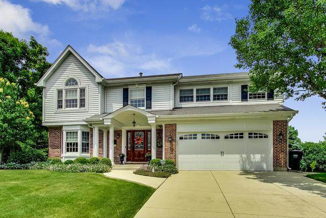 1720 Park Crest Court, Libertyville, IL 60048 (MLS #10775483) :: Suburban Life Realty