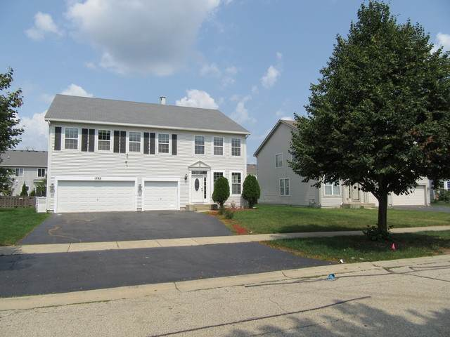 1782 Dyer Drive, Bartlett, IL 60103 (MLS #10775501) :: Angela Walker Homes Real Estate Group