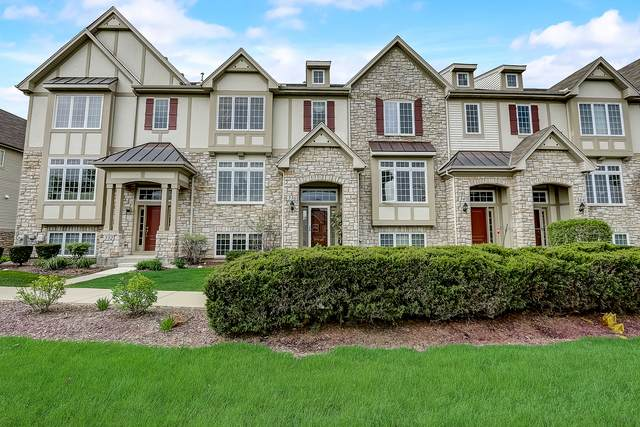 336 Castle Circle, Carol Stream, IL 60188 (MLS #10775519) :: The Wexler Group at Keller Williams Preferred Realty