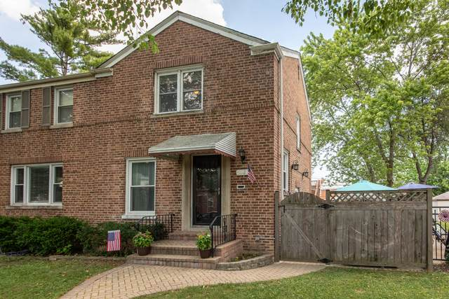 5327 N Oconto Avenue, Chicago, IL 60656 (MLS #10775522) :: Angela Walker Homes Real Estate Group