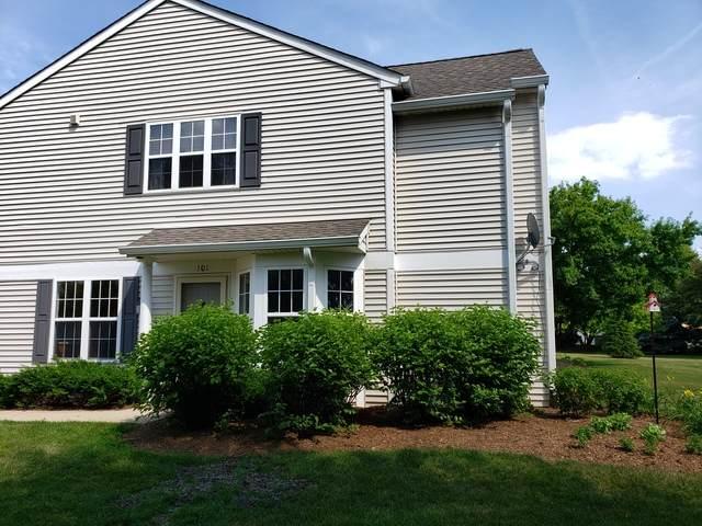 2932 Bartlett Court #101, Naperville, IL 60564 (MLS #10775564) :: Angela Walker Homes Real Estate Group