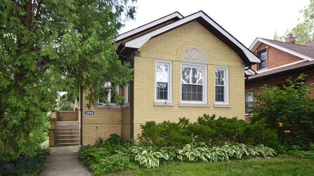 2508 W Coyle Avenue, Chicago, IL 60645 (MLS #10775689) :: Property Consultants Realty