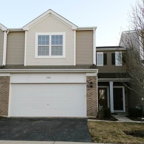 176 Willoughby Court B, Yorkville, IL 60560 (MLS #10775739) :: Angela Walker Homes Real Estate Group