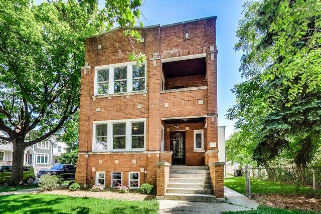 3457 N Avers Avenue, Chicago, IL 60618 (MLS #10775740) :: Property Consultants Realty