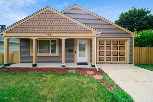 103 Braeburn Road, Montgomery, IL 60538 (MLS #10775750) :: The Wexler Group at Keller Williams Preferred Realty