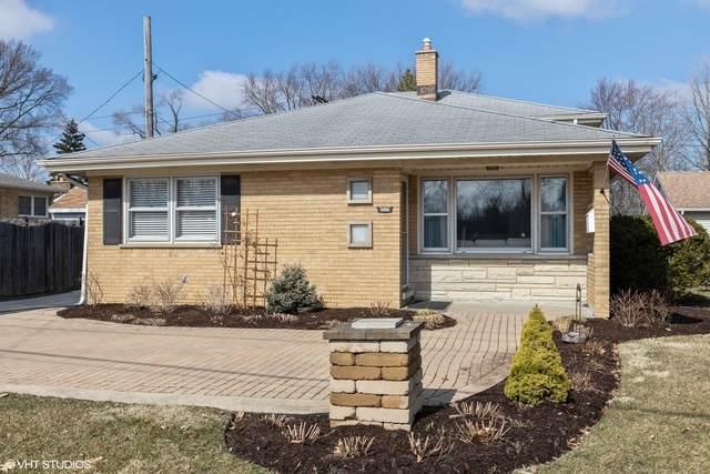 1211 W 47th Street, La Grange, IL 60525 (MLS #10775774) :: Ryan Dallas Real Estate