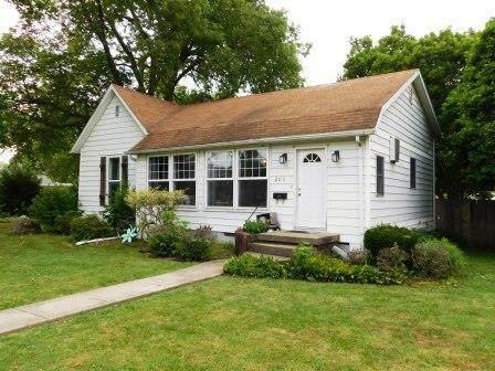 206 W Chestnut Street, Fairbury, IL 61739 (MLS #10775779) :: The Wexler Group at Keller Williams Preferred Realty
