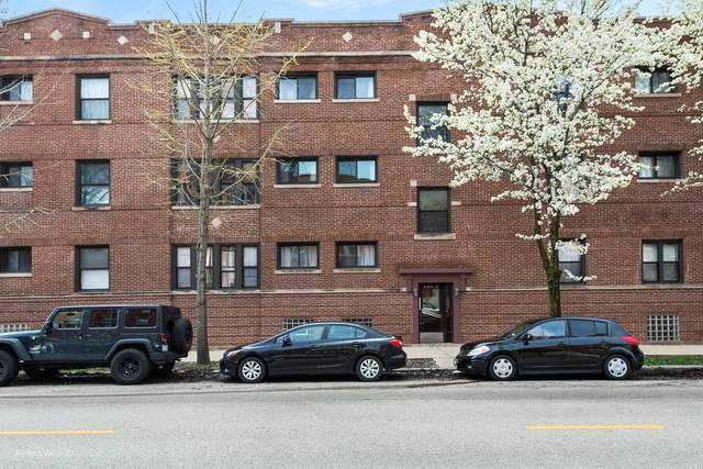 4306 N Laramie Avenue #2, Chicago, IL 60641 (MLS #10775800) :: Property Consultants Realty