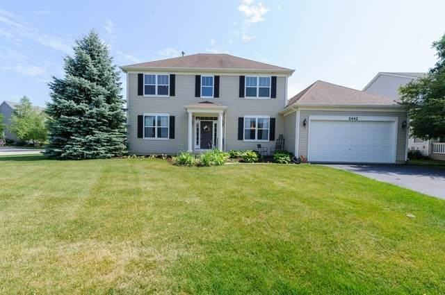 2442 Trailside Lane, Wauconda, IL 60084 (MLS #10775817) :: O'Neil Property Group