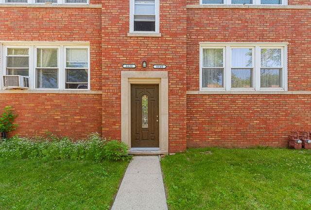 6638 N Seeley Avenue 1S, Chicago, IL 60645 (MLS #10775828) :: Property Consultants Realty