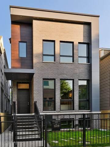 1319 W George Street, Chicago, IL 60657 (MLS #10775838) :: The Dena Furlow Team - Keller Williams Realty