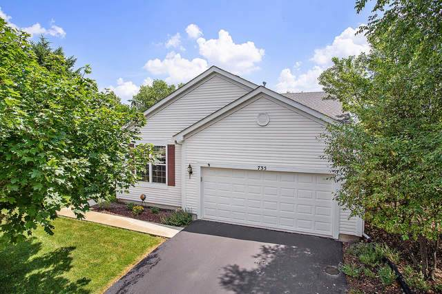 735 Flint Court, Romeoville, IL 60446 (MLS #10775845) :: John Lyons Real Estate