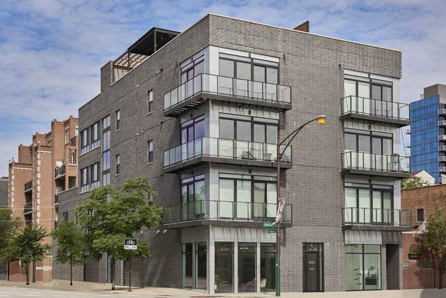 440 N Halsted Street 3A, Chicago, IL 60642 (MLS #10775848) :: Property Consultants Realty