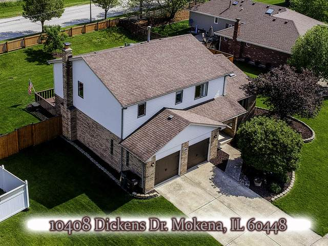 10408 Dickens Drive, Mokena, IL 60448 (MLS #10775861) :: The Wexler Group at Keller Williams Preferred Realty