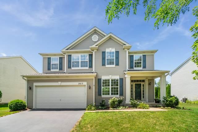 2613 Rourke Drive, Aurora, IL 60503 (MLS #10775881) :: Ryan Dallas Real Estate