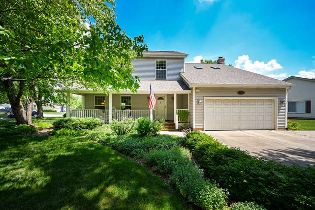 1709 Scottdale Circle, Wheaton, IL 60189 (MLS #10775884) :: The Dena Furlow Team - Keller Williams Realty