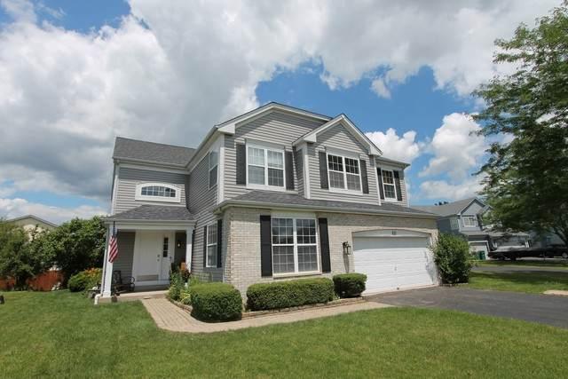 60 W Tall Grass Court, Round Lake Beach, IL 60073 (MLS #10775904) :: Ryan Dallas Real Estate