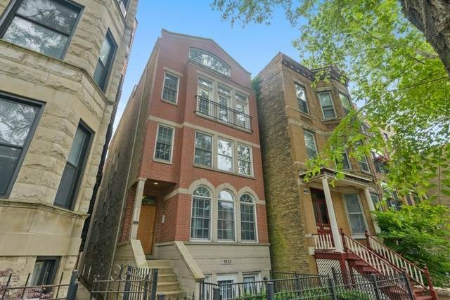 3513 N Reta Avenue #3, Chicago, IL 60657 (MLS #10775910) :: The Dena Furlow Team - Keller Williams Realty