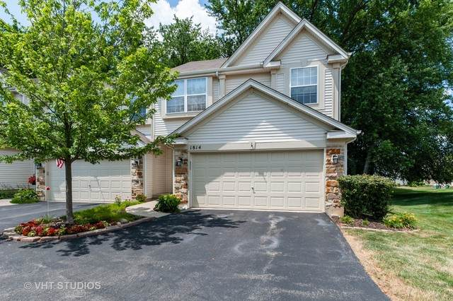 1814 Maplewood Court #1814, Grayslake, IL 60030 (MLS #10775927) :: The Wexler Group at Keller Williams Preferred Realty