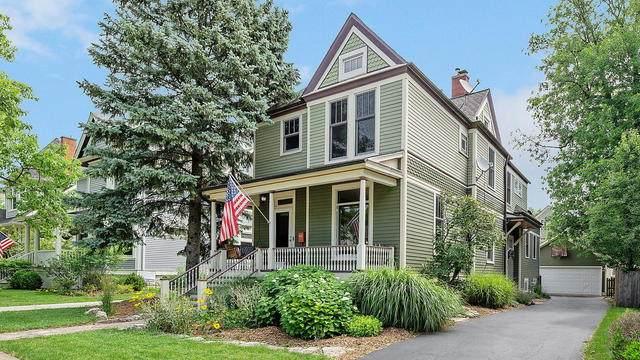 231 S Ashland Avenue, La Grange, IL 60525 (MLS #10775938) :: Ryan Dallas Real Estate