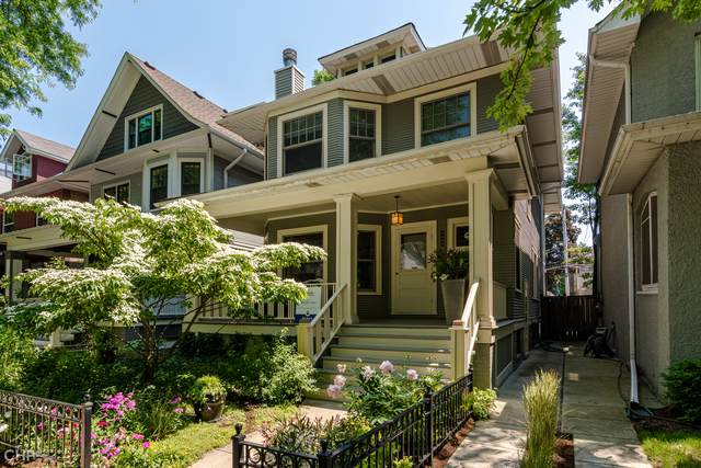 1445 W Cullom Avenue, Chicago, IL 60613 (MLS #10776024) :: The Dena Furlow Team - Keller Williams Realty