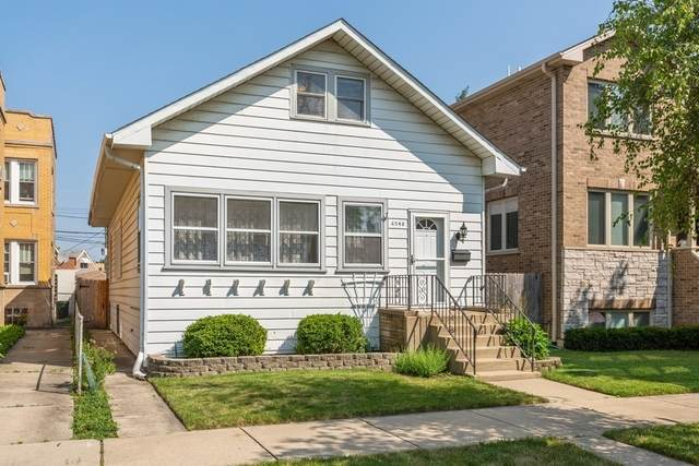 6348 W Huntington Street, Chicago, IL 60646 (MLS #10776030) :: Angela Walker Homes Real Estate Group