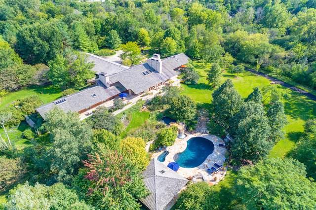 90 Brinker Road, Barrington Hills, IL 60010 (MLS #10776042) :: Ryan Dallas Real Estate