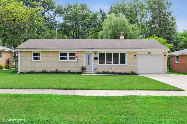 111 S Bobby Lane, Mount Prospect, IL 60056 (MLS #10776070) :: Property Consultants Realty