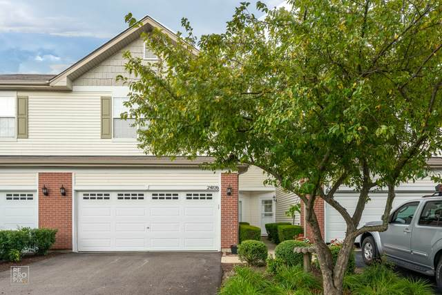 24106 Walnut Circle, Plainfield, IL 60585 (MLS #10776112) :: John Lyons Real Estate