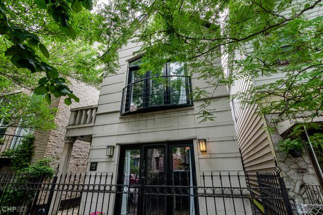1623 W Erie Street, Chicago, IL 60622 (MLS #10776125) :: Property Consultants Realty