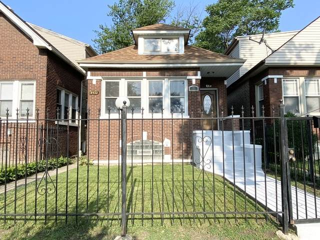 8932 S Ada Street, Chicago, IL 60620 (MLS #10776165) :: Property Consultants Realty