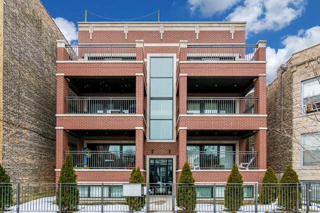2506 N Rockwell Street 3S, Chicago, IL 60647 (MLS #10776177) :: The Wexler Group at Keller Williams Preferred Realty