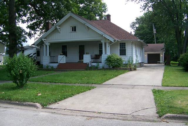 214 W John Street, Forrest, IL 61741 (MLS #10776209) :: The Wexler Group at Keller Williams Preferred Realty