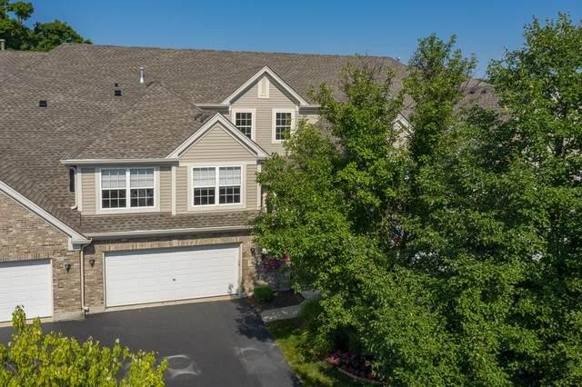 192 River Mist Drive, Oswego, IL 60543 (MLS #10776222) :: John Lyons Real Estate