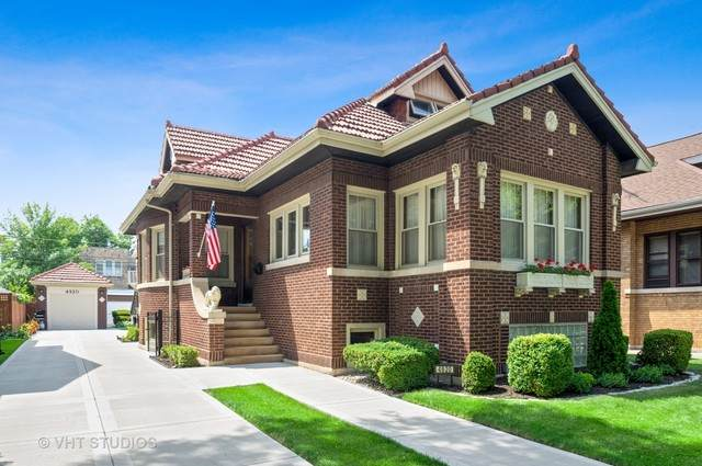 4920 N California Avenue, Chicago, IL 60625 (MLS #10776262) :: Property Consultants Realty