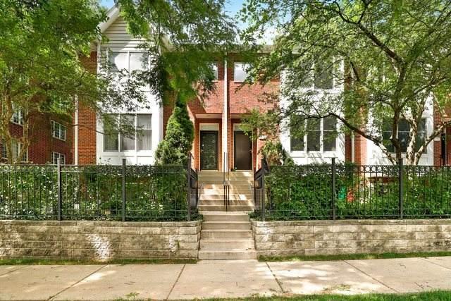104 W Colfax Street, Palatine, IL 60067 (MLS #10776265) :: John Lyons Real Estate