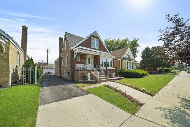 4221 W Marquette Road, Chicago, IL 60629 (MLS #10776287) :: Helen Oliveri Real Estate